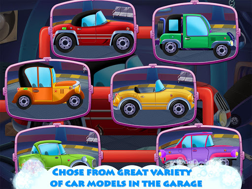 Car Wash & Pimp my Ride * Game for Kids & Toddlers 1.5 screenshots 8