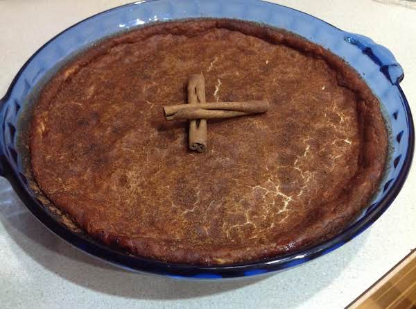 Cinco De Mayo Horchata Pie Cinnamon Rice Pudding