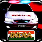 Police India Whit Siren And Light APK