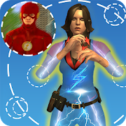 Game Invisible Super Women: Flash Speed Hero apk for kindle fire