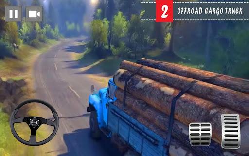Cargo Truck Driver - Truck Driving Simulator Apk 2