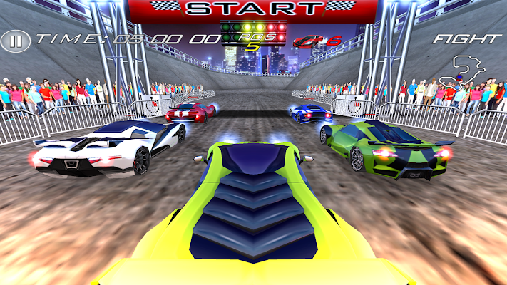 Top Speed: Drift & Fast Racing - screenshot