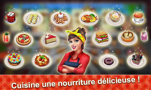 Food Truck Chef™: Cooking Game - Jeu de Cuisine  captures d'écran 6