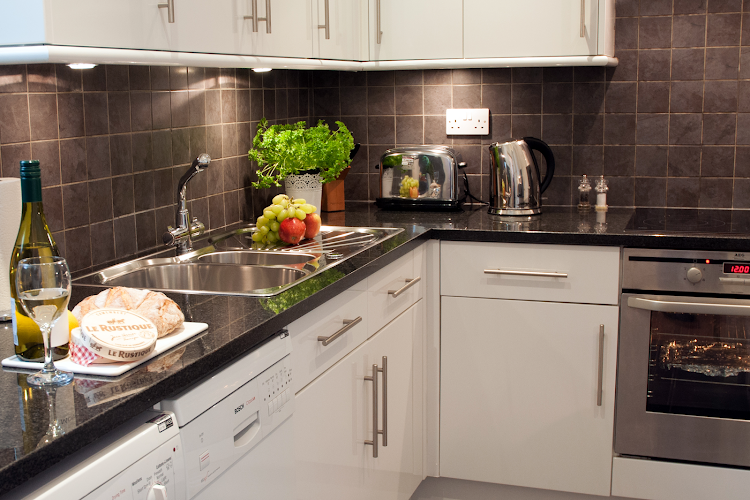Kitchen at Clarendon House