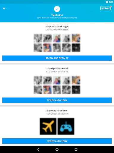 AVG Cleaner: Free Utilization Tool & Space Clean screenshot 13