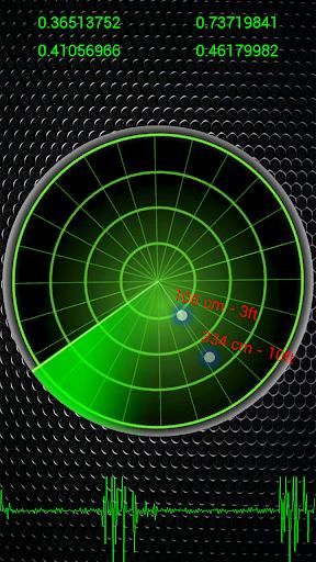 Ghost Detector Spectrum screenshot 4