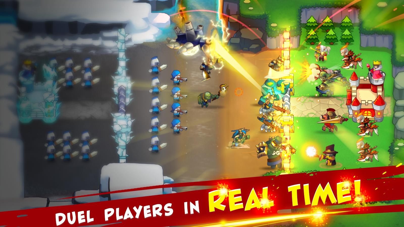 Realm Wars (Unreleased)- screenshot