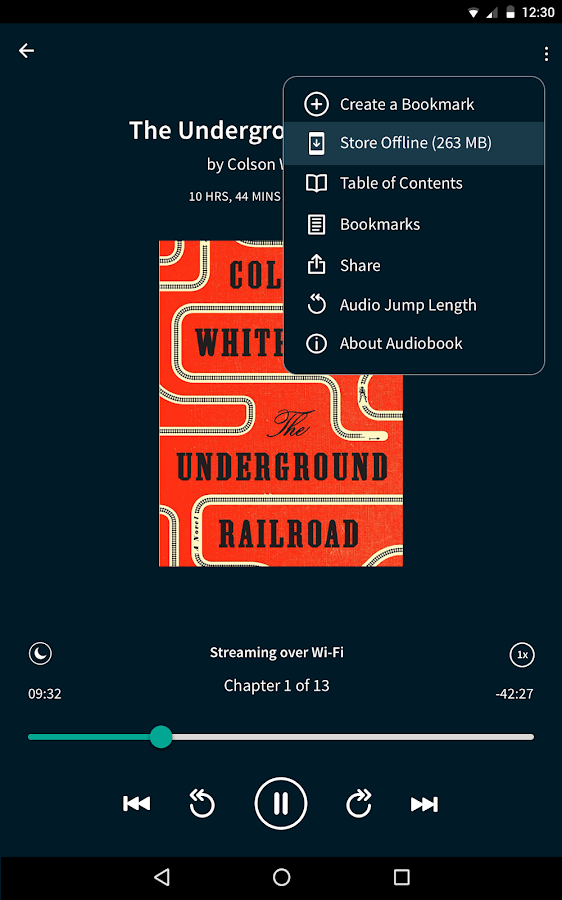 Scribd - Reading Subscription- screenshot