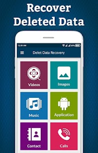 Recover Deleted All Files, Photos and Contacts 1