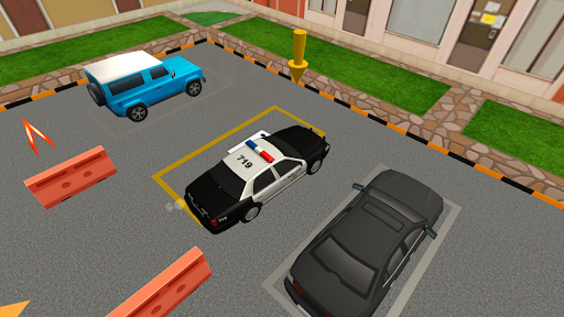 Police Car Parking 1.0 screenshots 3