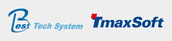 Best Tech System & Tmax Soft Logo
