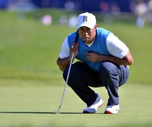 Tiger Woods était sous l'influence de médicaments