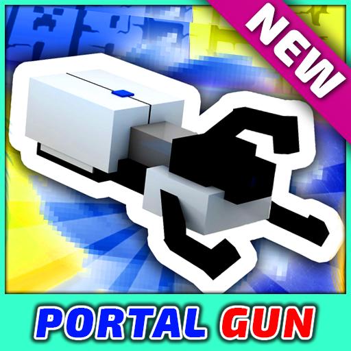 Portal Gun Mod Minecraft PE
