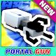 Portal Gun Mod Minecraft PE Download on Windows
