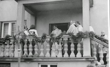 Photo: Prymicje ks.Pawła Skowrona./ 01.06. 1980 r. /  Zdjęcie udostępnił ks. Paweł Skowron.