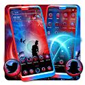 Magical Universe Launcher Theme icon