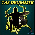 Drum kit icon