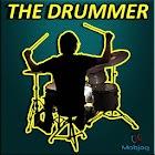 Drum Kit Bateria Musical icon