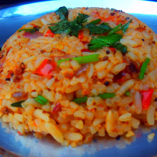 Red Peppery Rice