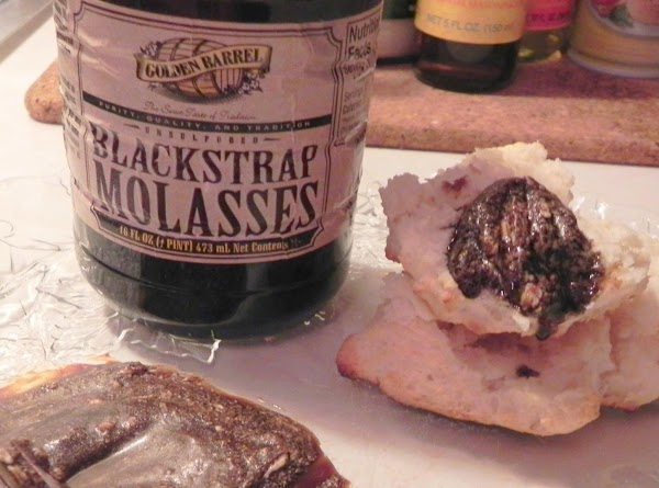 """Health benefits of blackstrap molasses: """"The difference between just plain ole molasses and the blackstrap..."""