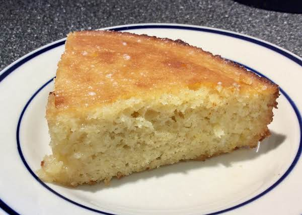 Lemon Almond Yogurt Cake (g/f) Recipe