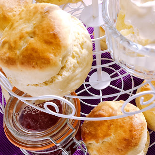Scones Without Heavy Cream Recipes.
