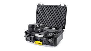 Case HPRC 2400 for Blackmagic Pocket 6K + Metabones