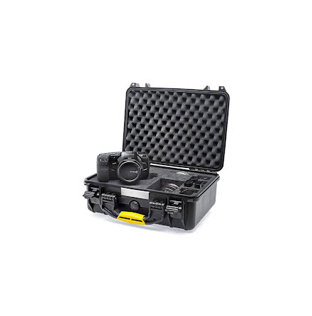Case HPRC 2400 for Blackmagic Pocket 6K + Metabones