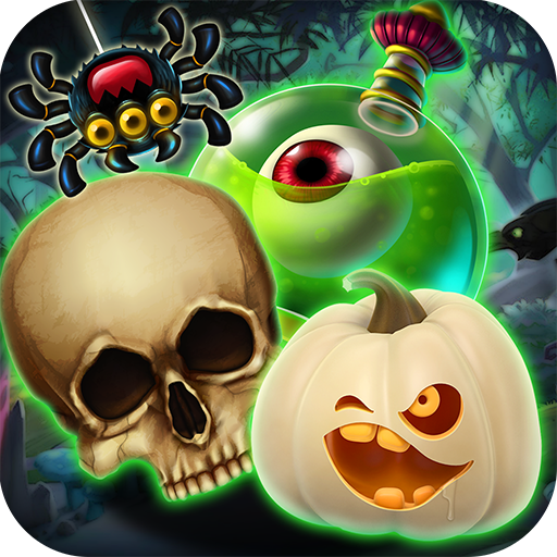 Halloween Magic Match 3