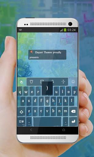 玩免費個人化APP|下載藍色之夜 TouchPal app不用錢|硬是要APP