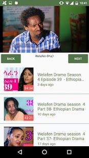 Ethiopian Drama, Movies & Kana TV ሁሉም ድራማዎችና ፍልሞች - náhled