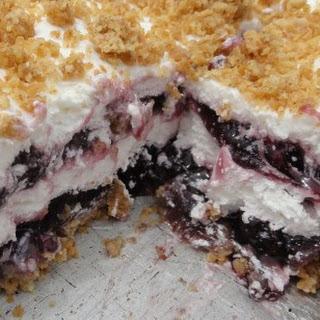 Mom'S Blueberry Dessert Recipe