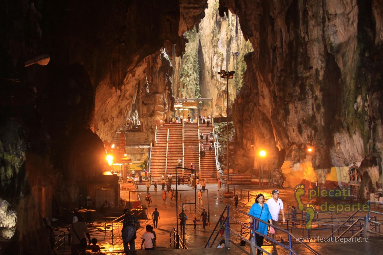 Batu Caves in Kuala Lumpur, Kuala Lumpur, obiective turistice in 3 zile