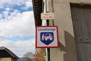 Col des Prés - Les Bauges - COVOIT'GO