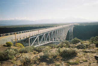 Photo: The gorge bridge, 2nd highest or so the rumor goes