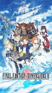 FINAL FANTASY DIMENSIONS II 1.0.3 Mod Android Updated 1