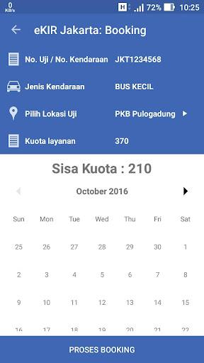 eKIR Jakarta - Booking  screenshots 4