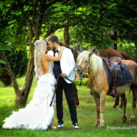 Wedding photographer Lefteris pimenidis (lefterispimeni). Photo of 08.10.2015