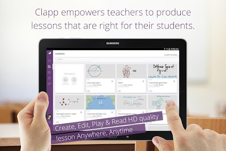 Clapp - Teaching & Learning Management System(LMS) - náhled
