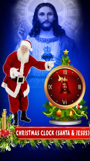 Dancing Clock for Christmas
