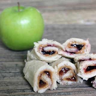Gluten-Free PB & J Rollups Recipe