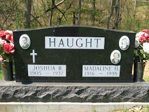 Photo: Haught, Joshua B. and Madaline H.