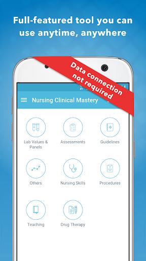 Nursing Clinical Mastery screenshot 5