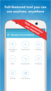 Nursing Clinical Mastery- screenshot thumbnail