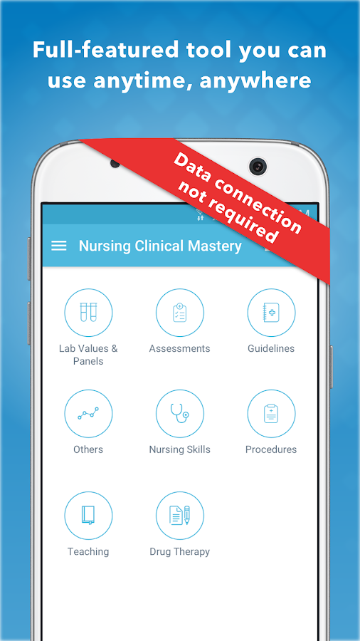 Nursing Clinical Mastery- screenshot