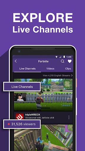 Download Twitch: Livestream Multiplayer Games & Esports MOD APK 6