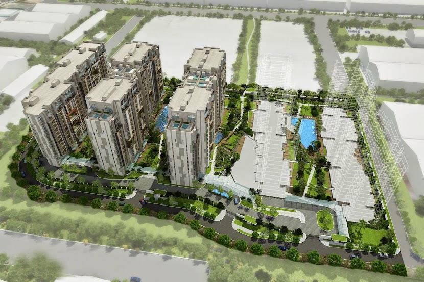 ARCA SOUTH   Arbor Lanes [5T res u/c] - SkyscraperCity