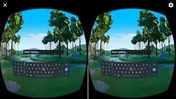screenshot of Daydream Keyboard