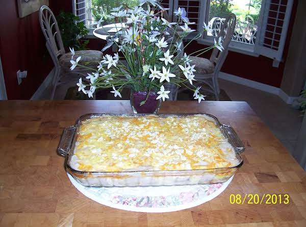 Vidalia Onion Casserole Recipe