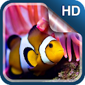 Aquarium Live Wallpaper HD icon
